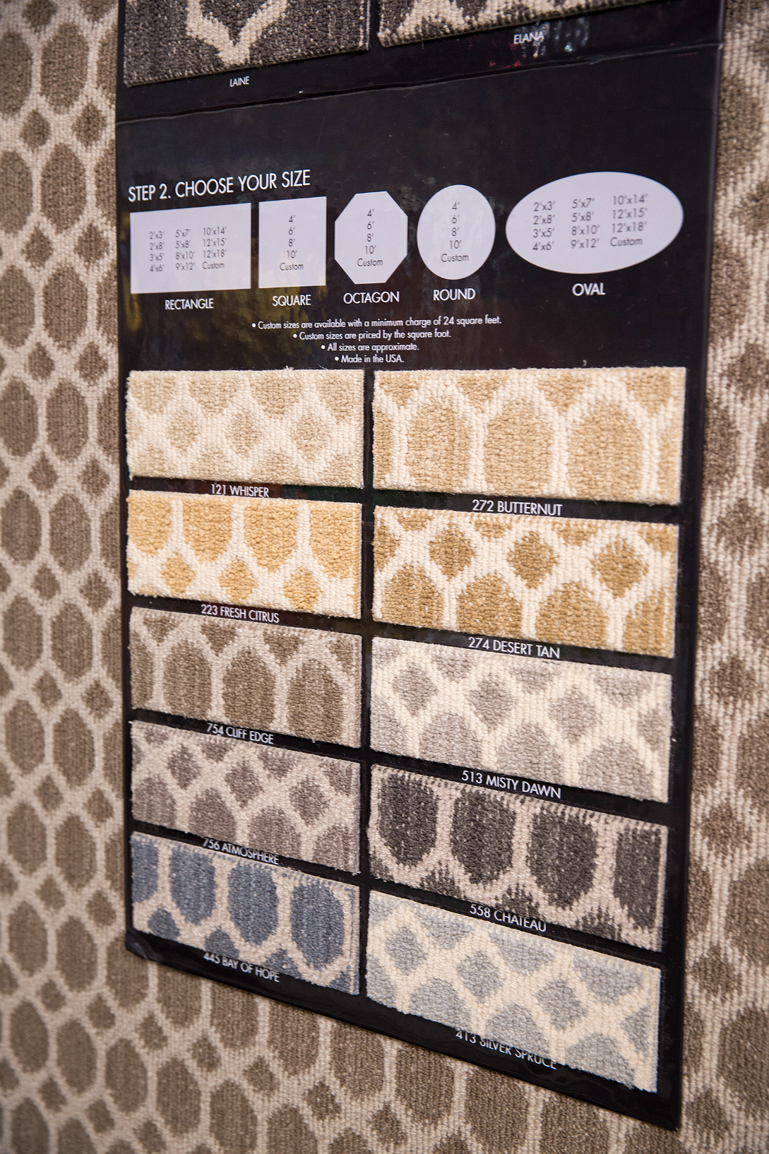 Oct. 17, 2014 U2014 Surya Will Unveil At High Point Market A New Custom Rug  Program That Will Enable Designers And Retailers To Order Custom Tufted Rugs  For ...
